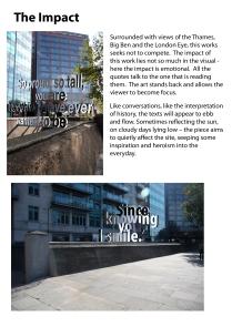 the impact copy